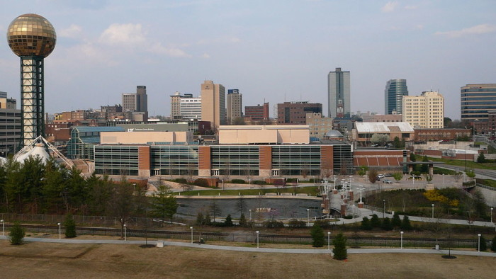 9) Knoxville