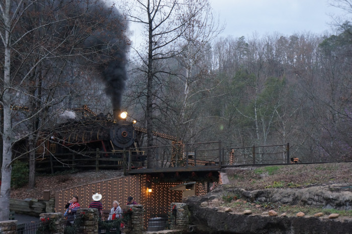 9) Take the ride of your life in Dollywood