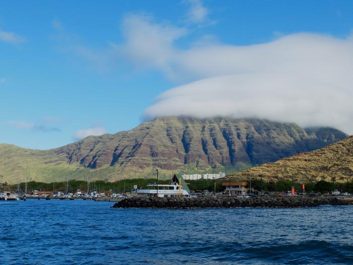 9) Waianae, Oahu