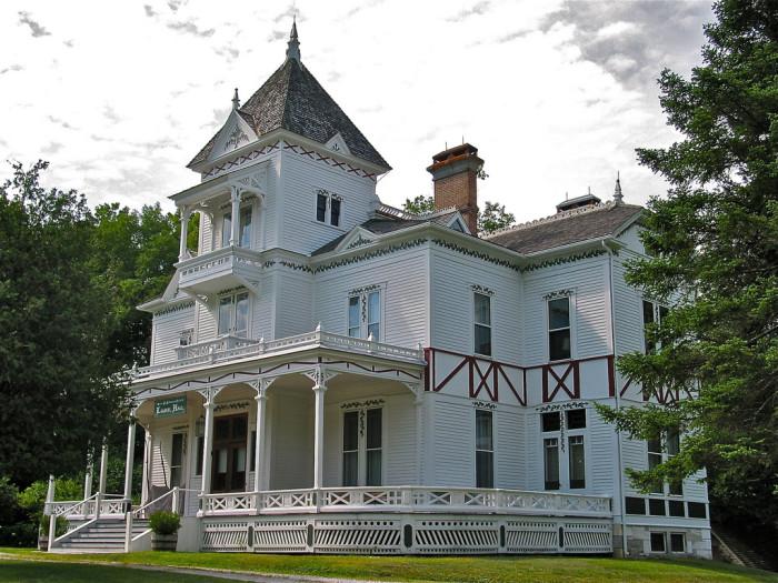9.  Bowman House - Shrewsbury.