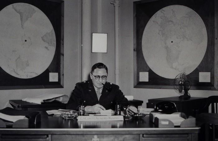 9.Aeronautical Chart printing plant, 1944