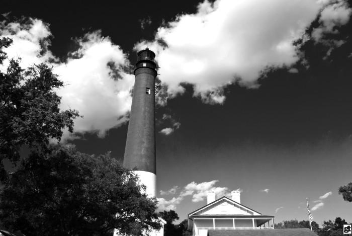 5. Pensacola Lighthouse
