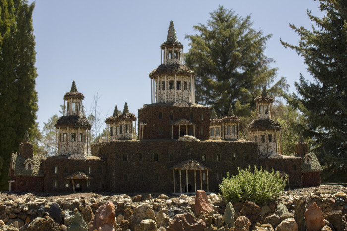 2. Check out the Peterson Rock Garden.