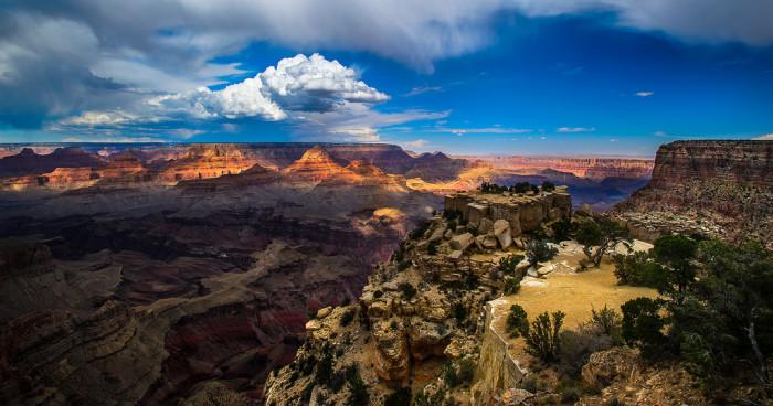 9. Halting uranium mining at the Grand Canyon.