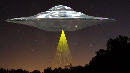 5) Piney Woods UFO (Huffman)