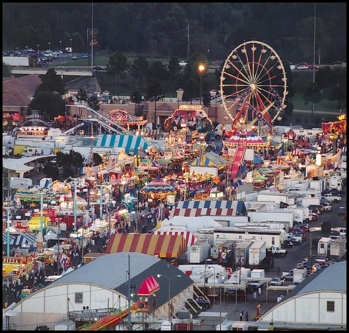 9. Experience the Mississippi State Fair.