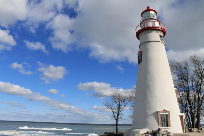 12. Marblehead Lighthouse (Marblehead)