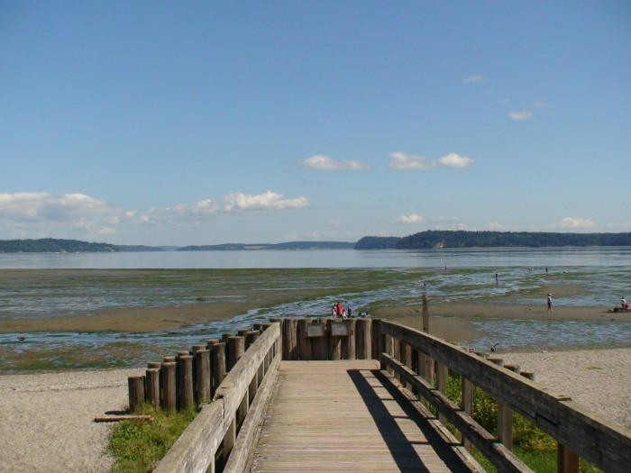 9. Tolmie State Park