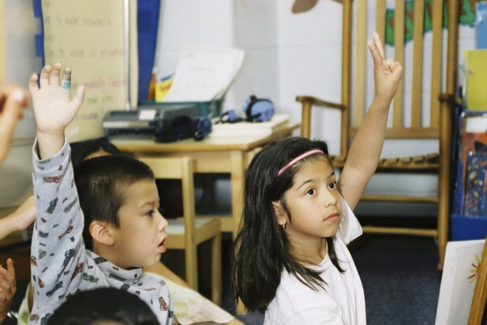 2. Arizona was the first state to provide bilingual education in the 1960s.