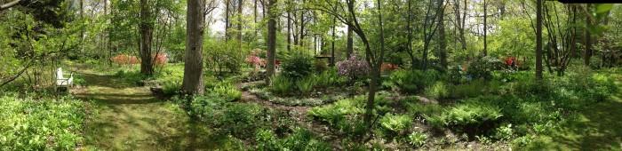 16. Toledo Botanical Garden
