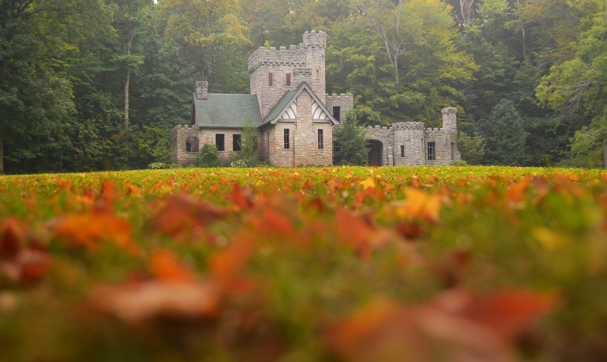 Enchanting, Fair Tale Spots In Ohio