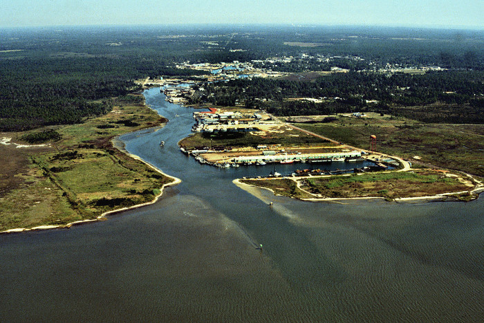3. Bayou La Batre Harbor