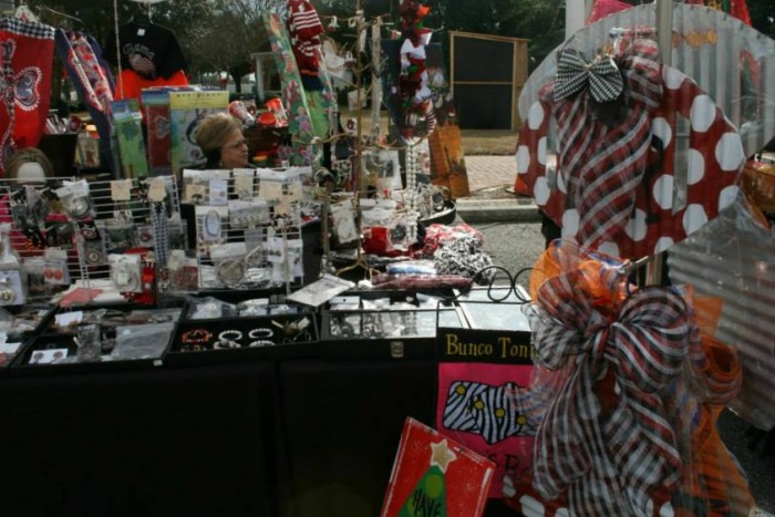 2. We also have some wonderful Christmas festivals.