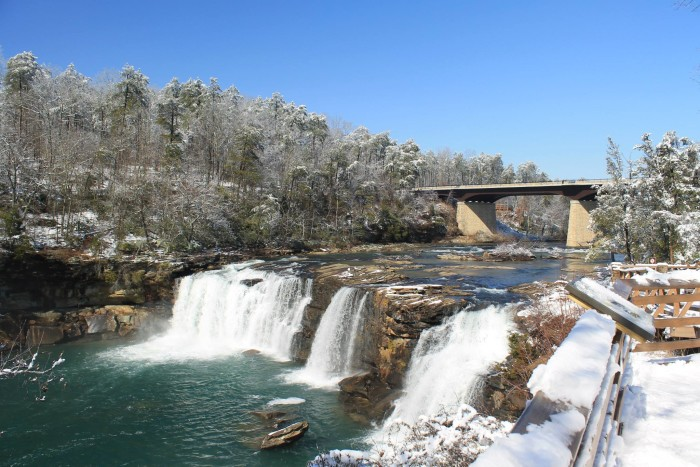 2. Little River Canyon National Preserve