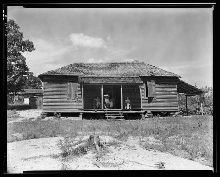 12 Houses In Alabama From The 1930s Great Depression Al