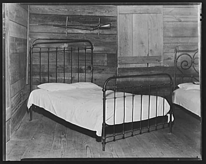 Part of Floyd Burroughs' Cabin