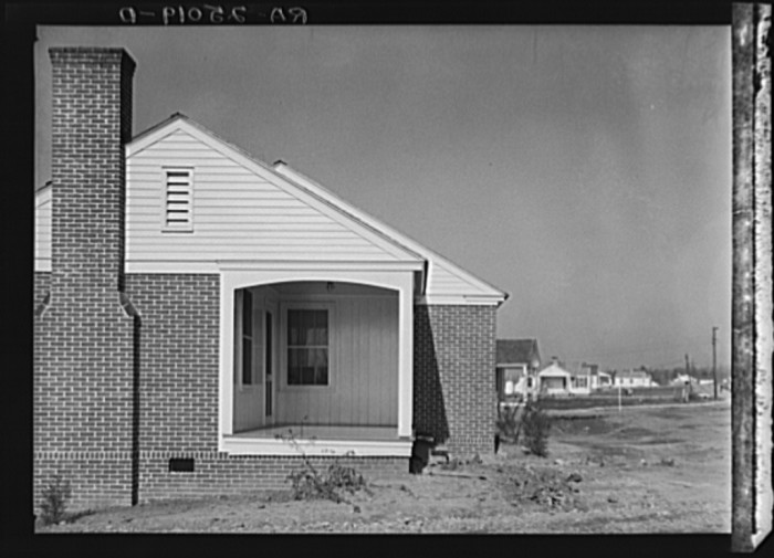 11. Andy Smith's Home at Greenwood Homesteads - 1937