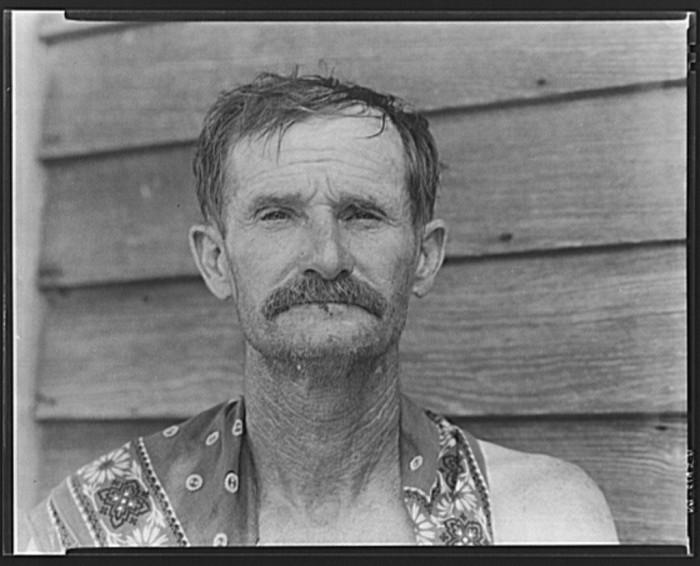2. Bud Fields - Cotton Sharecropper