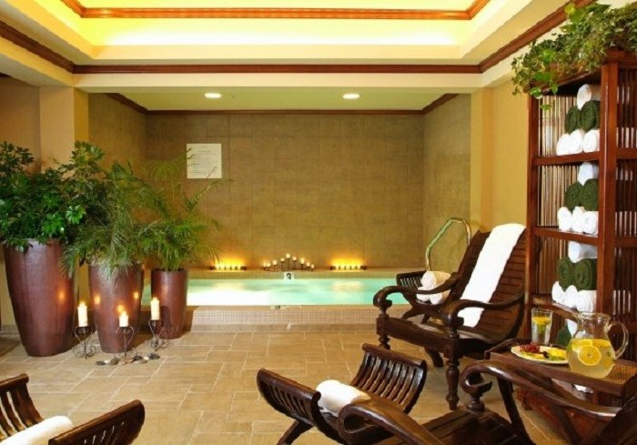 1. Enjoy a relaxing spa day at one of Alabama's finest resorts.