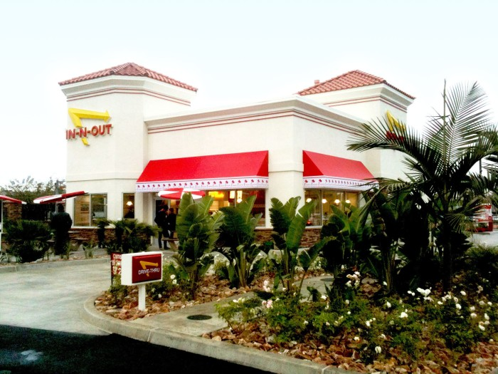 9. In-N-Out Burger