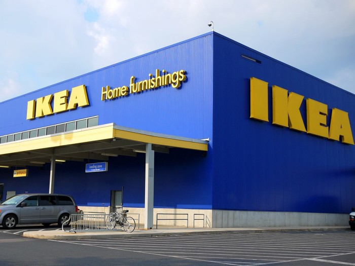 4. IKEA