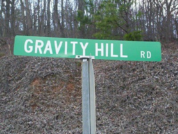 4. Gravity Hill Road - Sylacauga, AL