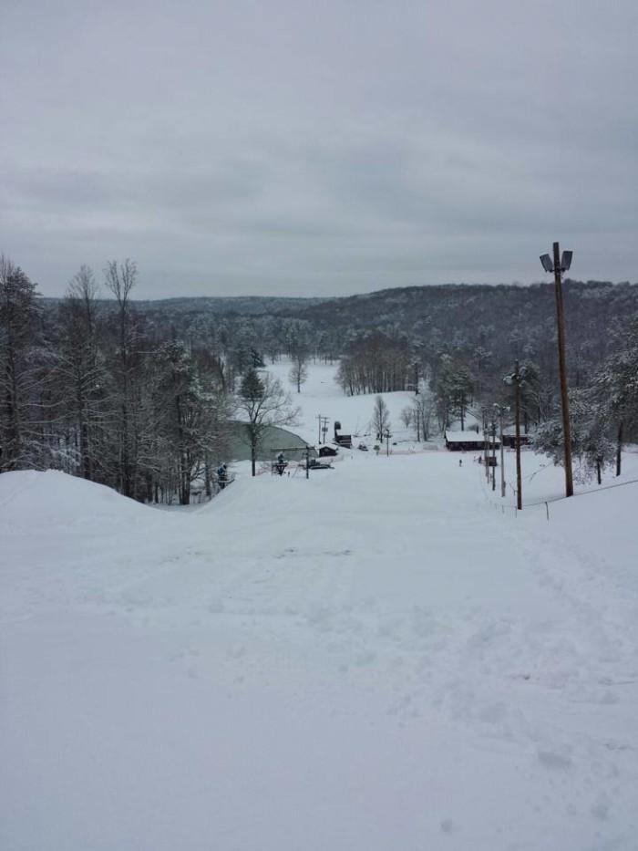 1. Cloudmont Ski and Golf Resort - Mentone