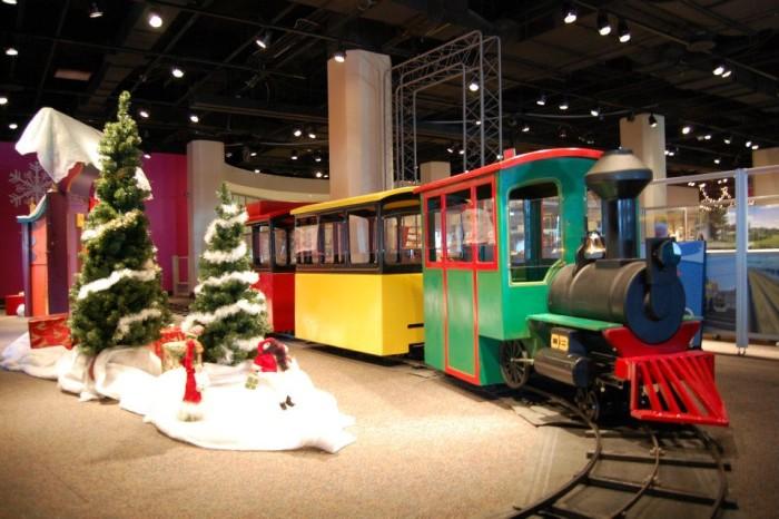 6. Winter Wonderland Exhibit at McWane Science Center - Birmingham