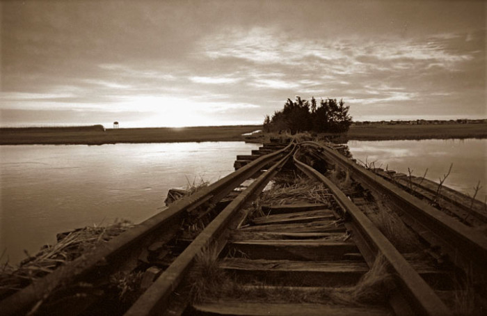 8) Edward Creek Trestle, Ocean City