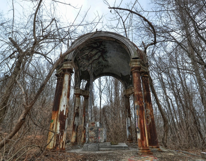 2) Hell House Altar, Patapsco Valley State Park