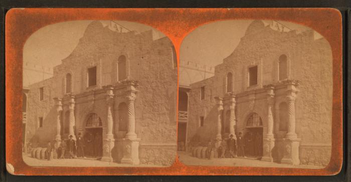 8. The Alamo (Late 1860s & 2005)