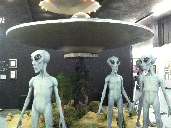 7. UFO Museum, Roswell