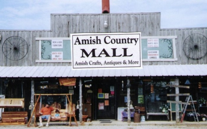 These 7 Places In Tennessee Amish Country Are Unique And