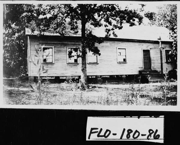 10. Lavendar School in the Armuchee School District located north of Rome - Armuchee-Little Texas Valley area, ca. early 1900s.