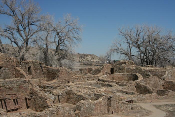 15. Aztec Ruins, Near Farmington