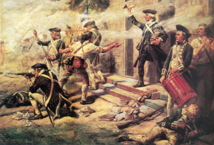 """3. New Jersey has been called the """"Pathway of the Revolution."""" Over 100 battles were fought on New Jersey soil. Imagine how different things would be if the US was still part of England."""