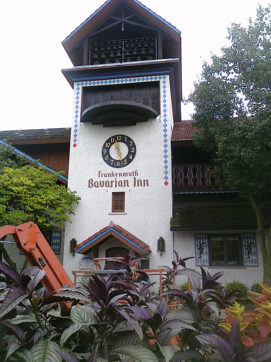 12) Bavarian Inn Lodge, Frankenmuth