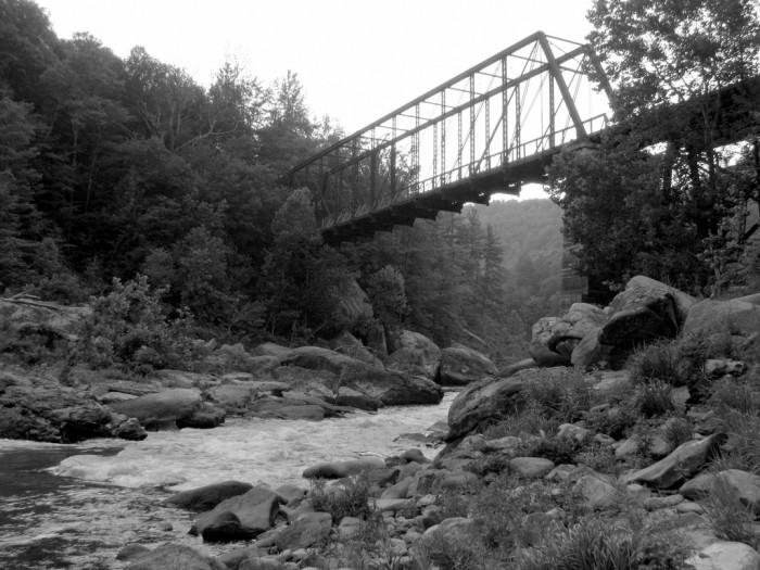 15) Big South Fork of Cumberland River