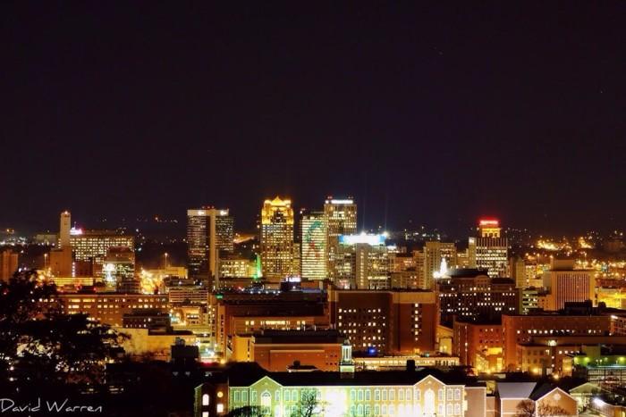 6. Birmingham