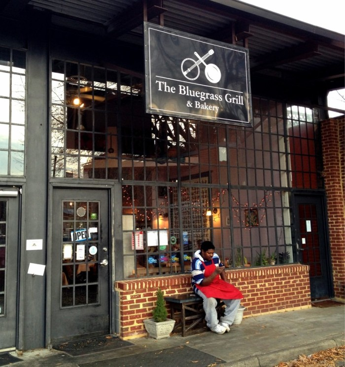 2. Bluegrass Grill and Bakery, Charlottesville