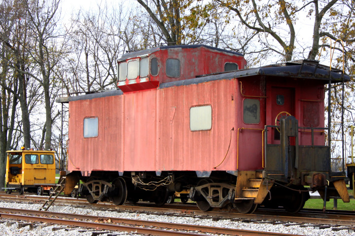 8. Bluegrass Railway Museum