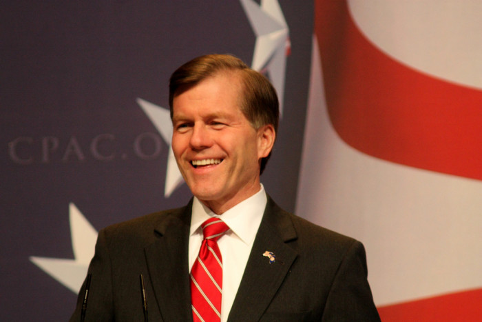 4. This isn't so much an admission as much as something we just don't want to talk about: Bob McDonnell.