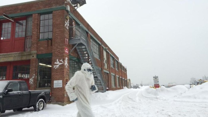 4. The Boston Yeti