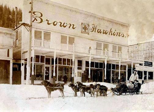 5) Brown & Hawkins, Seward