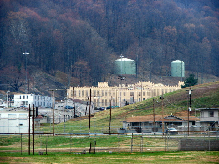 Brushy Mountain State Prison, Petros, Tennessee