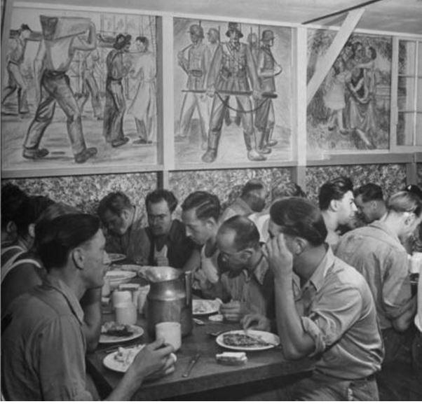 16. Camp Breckinridge, 1942.
