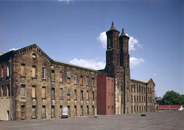 7. Cannelton Cotton Mill