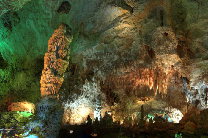 2. Carlsbad Caverns, Near Carlsbad