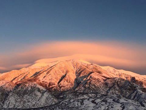 2. Mount Nebo, by Cary Bryan