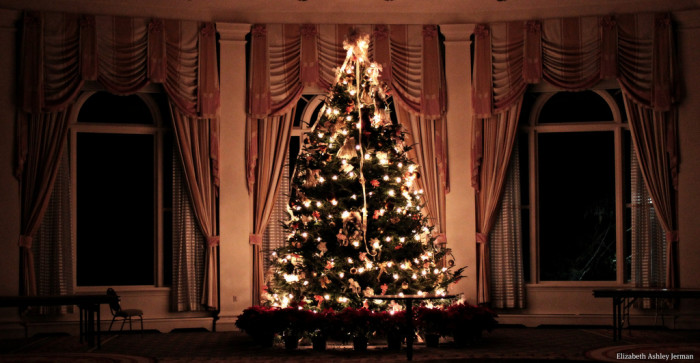 12. And we pretty much invented the Christmas Tree. Well, sort of.